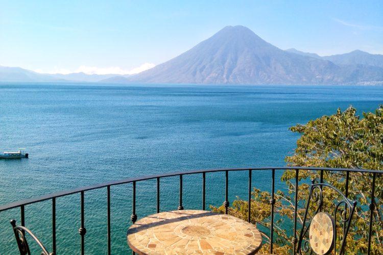 Lac Atitlan - Voyage au Guatemala