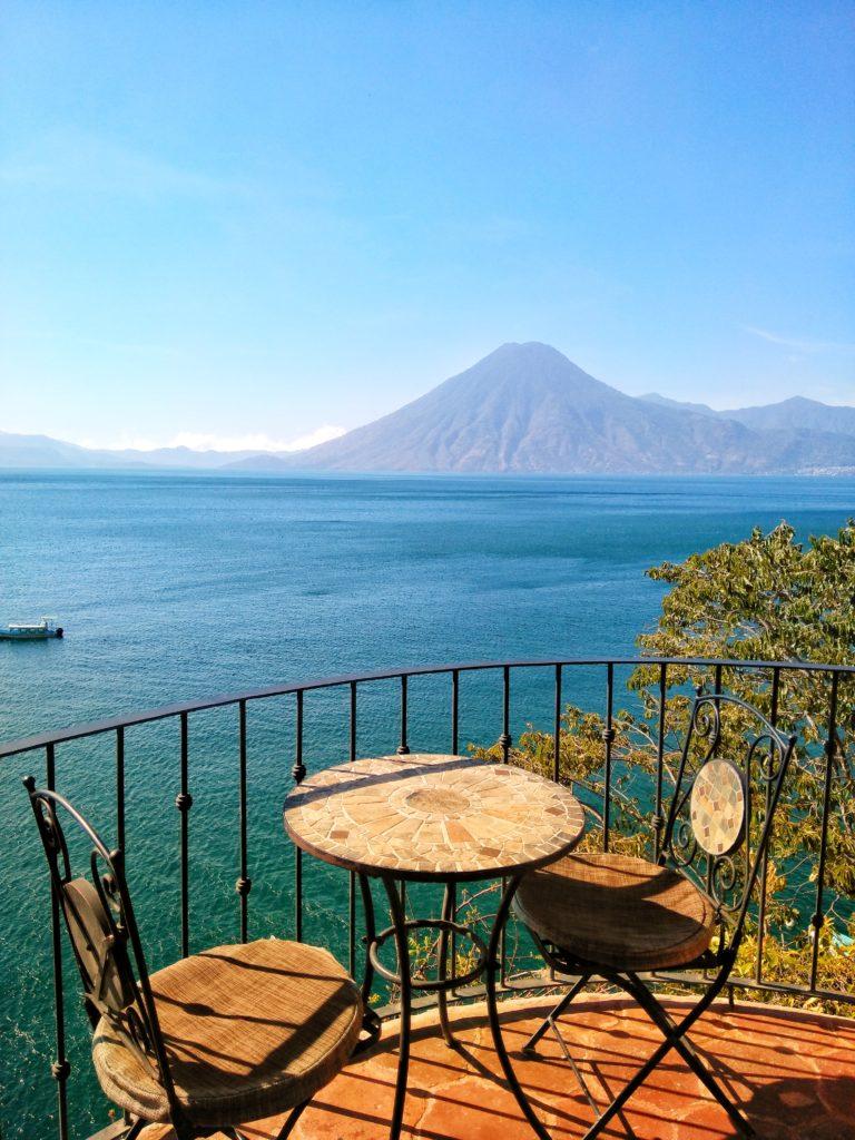 Lac Atitlan - Repos