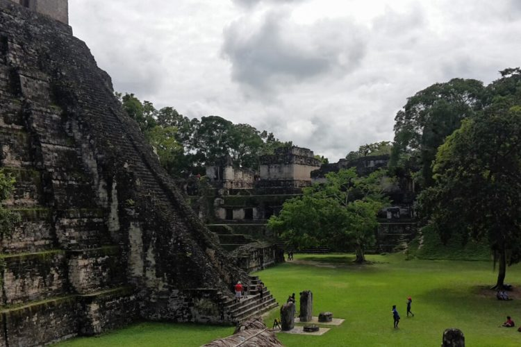 Visiter Tikal Guatemala